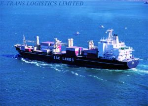 Shipping Service From China to Europe (20GP/40GP/40HQ)