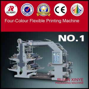 Four-Color Flexible Letter Press (YT-4600/4800/41000) , 4 Color Flexible Printer. pictures & photos