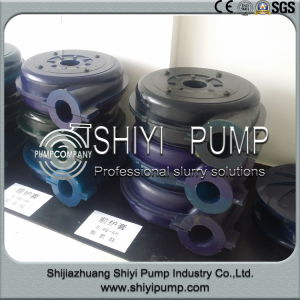 Anti-Abrasive Polyurethane PU Slurry Pump Spare Parts pictures & photos