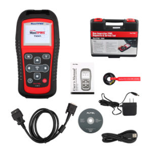 100% Original Autel Ts501 TPMS Tool with Obdii Adapters pictures & photos
