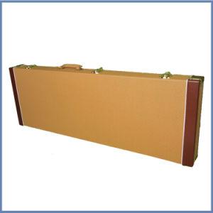 Reinforced Wooden Guitar Flight Case Hard pictures & photos