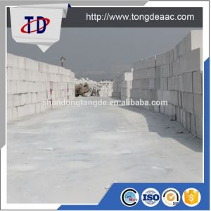 Autoclaved Aerated Lightweight Concrete Block