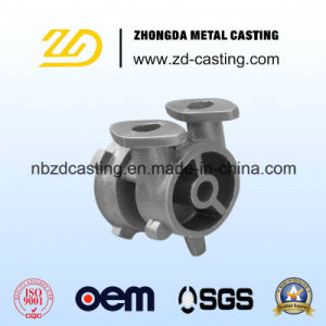OEM Sand Casting Parts with Iron Gray pictures & photos