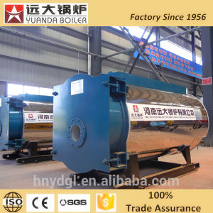 Horizontal Type Fuel Gas or Oil Steam Boiler 3 Ton pictures & photos