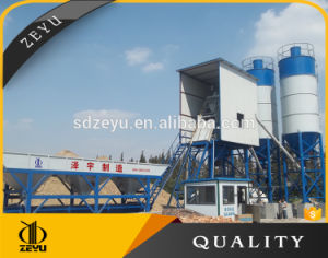 Hzs50 Fixed Automatic Concrete Mixing Plant pictures & photos