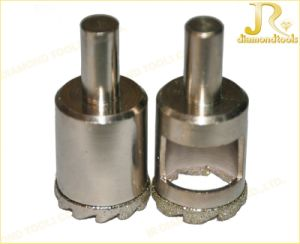 Electroplated Diamond Drilling Bit for Glass or Marble