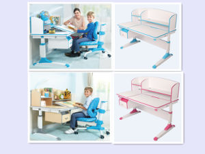 Multifunction MDF Table Kids Set Children Table Study Table pictures & photos