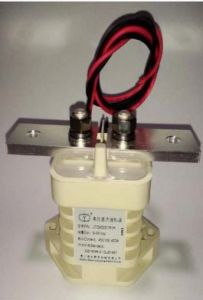 High Voltage DC Contactor (JCQ400) pictures & photos