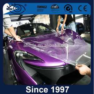 Transparent 3 Layers Long Warranty Car Body Paint Protection Film pictures & photos