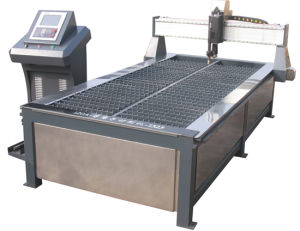 High Accuracy CNC Plasma Cutting Machine (RJ-1325) pictures & photos