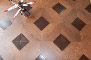Parquet Style Laminate Flooring 419 pictures & photos