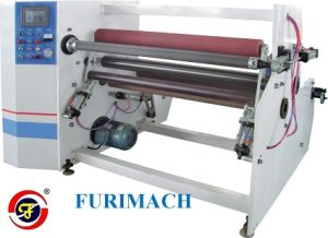 BOPP Tape / Masking Tape Single Shaft Auto Rewinding Machine with CE Standard pictures & photos