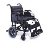 Folding Multi-Function Aluminum Wheelchair (Hz122-03-12) pictures & photos