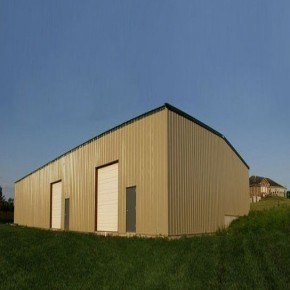 Good Quality Steel Structure Storage/Shed pictures & photos