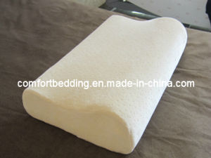 Memory Foam Pillow with Terry Towel Cover (KFT-C06) pictures & photos