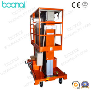 10m Hydraulic Lifting Working Platform for Warehouse and Workshop Use pictures & photos