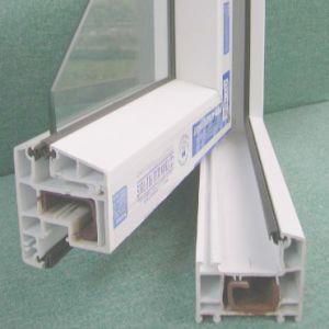 PVC Profile - P60 Casement Series pictures & photos