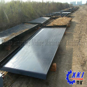 Fine Quality Ore Shaking Table Passed ISO, BV, SGS pictures & photos