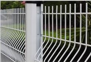 Residential Fence, Europe Fence, Welded Mesh Fence