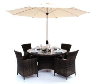 Outdoor Rattan Dining Set (PAD-1106)
