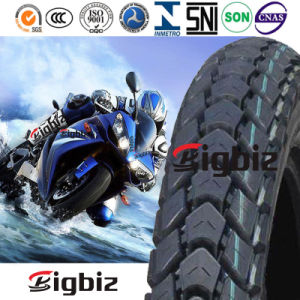 Distribute 3.50-18, 3.00-18 of Ce Certificate Cheap Motorcycle Tires pictures & photos
