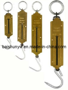 12kg-150kg Manual Hanging Spring Scale (BS-HS023) pictures & photos