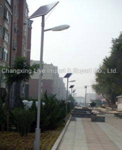 Solar Street Lamp 30w (6LSLM30-12)