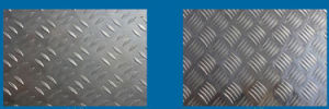 Mill Finished Aluminum Stucco Embossed/Checkered/Tread Sheet pictures & photos