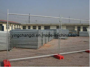 Galvanized 42micron Temporary Fencing & Hoardings (aosheng-036)