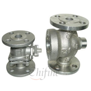 China OEM High Quality Foundry Valve pictures & photos