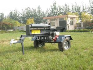 Gasoline Engine Log Splitter 20 Tons