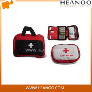 Travel Outdoor Wilderness Camping Hiking First Aid Kit Bag pictures & photos