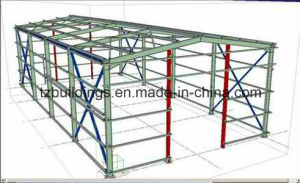 Industrial Prefabricated Steel Structure Building pictures & photos
