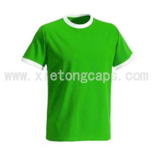 2017 Men′s Cotton Promotional T-Shirt (JRU005) pictures & photos