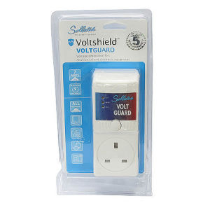 AVS 5A Sollatek Automatic Voltage Switch Fridge Guard with UK Socket pictures & photos