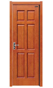 Wooden Interior Door (HDB-012) pictures & photos
