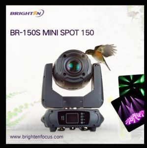 Super Mini 150W Spot Moving Head Stage Light (BR-150S) pictures & photos