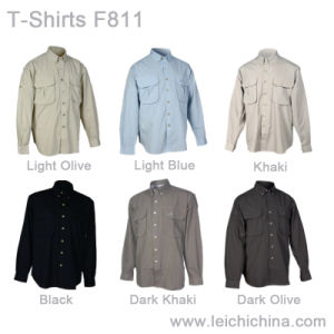Wholesale Breathable Quick Dry Long Sleeve Fly Fishing Shirt pictures & photos