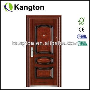Decorative Stainless Steel Door Entry Door (iron door) pictures & photos