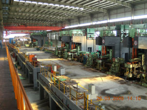 Roughing and Intermediate Rolling Mill Unit