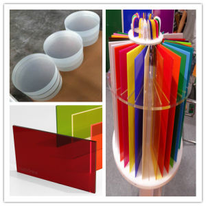 5mm Interior Decoration Plastic Acrylic Sheet for Furniture pictures & photos