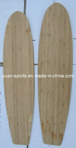 Skateboard Deck, , Made of Bamboo, Skate Board