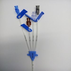 Central Venous Catheter Kits/Central Venous Catheter/ Hickman Catheter pictures & photos