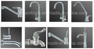 Stainless Steel Classic Basin & Deck Mounted&Nbsp; Faucets pictures & photos