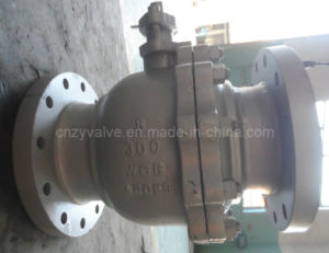 2 PCS Class300 8′′ API Flanged Floating Ball Valve (Q41F-300LB-NPS8′′) pictures & photos