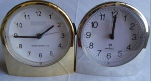 Radio Controlled Alarm Clock (KV021)
