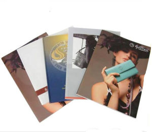 Perfer Binding Glossy Lamination Magazine Printing (jhy-898) pictures & photos