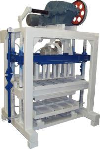 Non-Fired Brick Machinery (QT4-40)