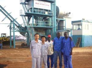 Asphalt Mixing Plant (QLB 1000)