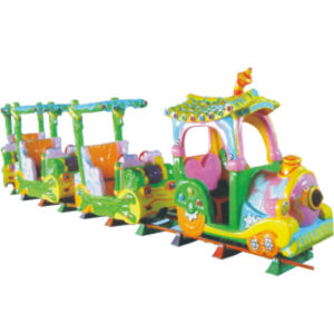 Hot Sale Playground Equipment Trackless Train pictures & photos